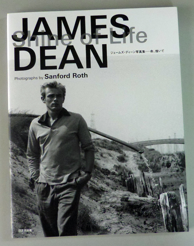 JAMES DEAN picture book 1983 ~ BEULAH ROTH over 100 pages of candid pix of JAMES